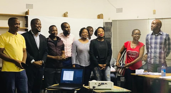 Introducing the 2019 GSRC EXCO team